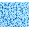 Ponybead 6/0 Matte Opaque Light Blue